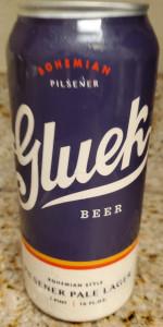 Gluek's Pilsener Pale Lager