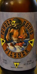 Powder Hound Pilsner