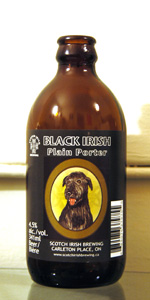 Black Irish Plain Porter