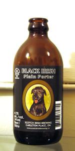 Black Irish Plain Porter