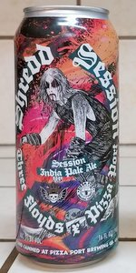 Pizza Port / Three Floyds - Shredd Session