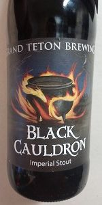 Black Cauldron Imperial Stout