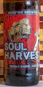 Soul Harvester Cognac Barrel