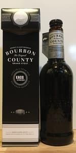 Bourbon County Reserve Brand Stout