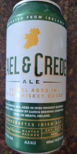 Cael & Crede Ale