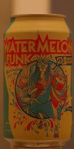 Watermelon Funk Sour Ale