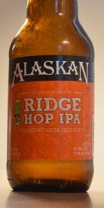 Ridge Hop IPA