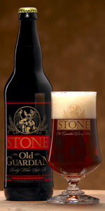 Stone Old Guardian Barley Wine Style Ale 2006
