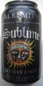 Sublime Mexican Lager