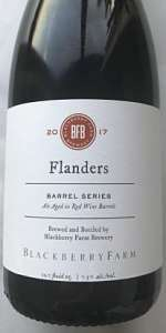 Barrel Series Flanders