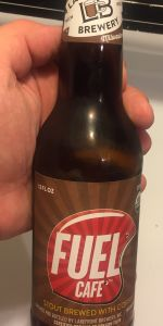 Fuel Cafe (Coffee Flavored Stout)