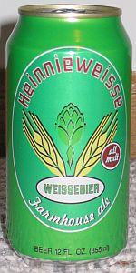 Heinnieweisse Weissebier