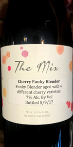 The Mix:  Cherry Funky Blender