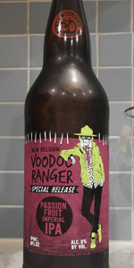 Voodoo Ranger Passion Fruit Imperial IPA