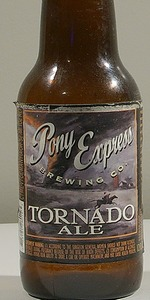 Pony Express Tornado Red Ale