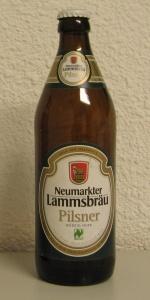 Neumarkter Lammsbräu (Organic) Pilsner