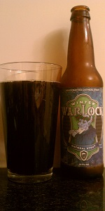 Winter Warlock Oatmeal Stout