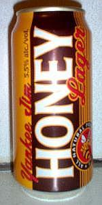 Yankee Jim Honey Lager