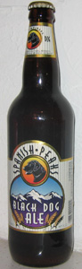 Spanish Peaks Black Dog Ale