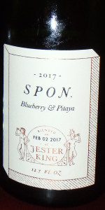 SPON - Blueberry & Pitaya