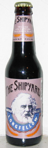 Shipyard Longfellow Winter Ale