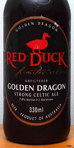 Red Duck Golden Dragon