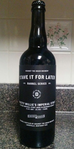 Pretty Willie's Imperial Stout