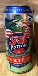 W.A.C.  American Pale Ale
