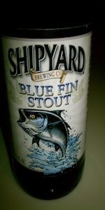 Blue Fin Stout
