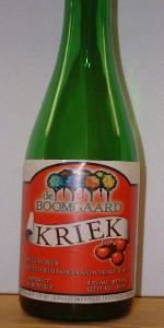De Boomgaard Kriek