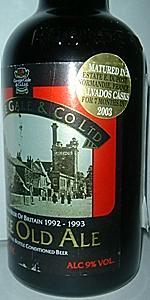 Gale's Prize Old Ale Matured In Calvados Casks (2003)