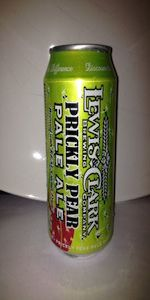 Prickly Pear Pale Ale