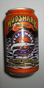 Full Moon Belgian White Ale