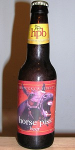 Horse Piss Beer