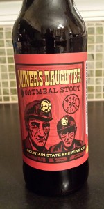Miner's Daughter Oatmeal Stout