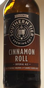 Imperial Cinnamon Roll Ale