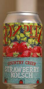 Country Creek Strawberry Kolsch