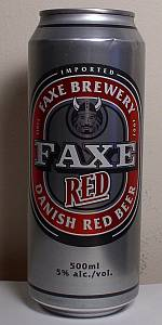 Faxe Red
