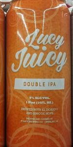 lucy juicy dipa solace brewing beeradvocate3838 Ucyjipa #1