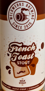 French Toast Stout