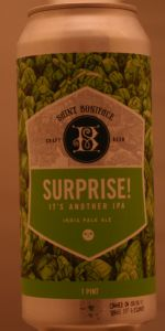 Surprise! It's Another IPA: Idaho 007 & Ekuanot
