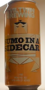 Sumo In A Sidecar