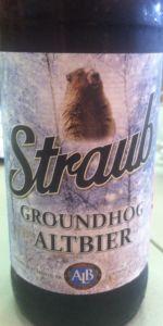Groundhog Altbier
