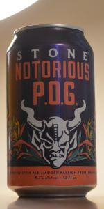 Notorious P.O.G.