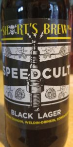 Speedcult Black Lager