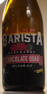 Kasteel Raspbarista Chocolate Quad