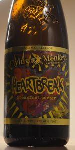 Flying Monkeys Heartbreak Breakfast Porter