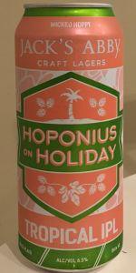 Hoponius On Holiday