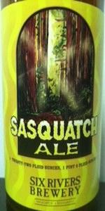 Sasquatch Ale