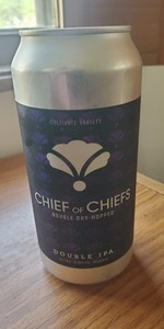 Chief Of Chiefs - Double Dry-Hopped